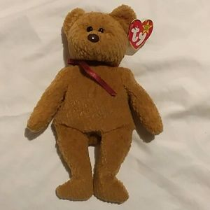 ☆Curley: Ty Beanie Baby